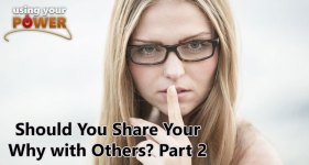 share why with others