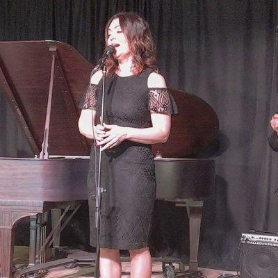 Deanne Matley on Stage King Eddie