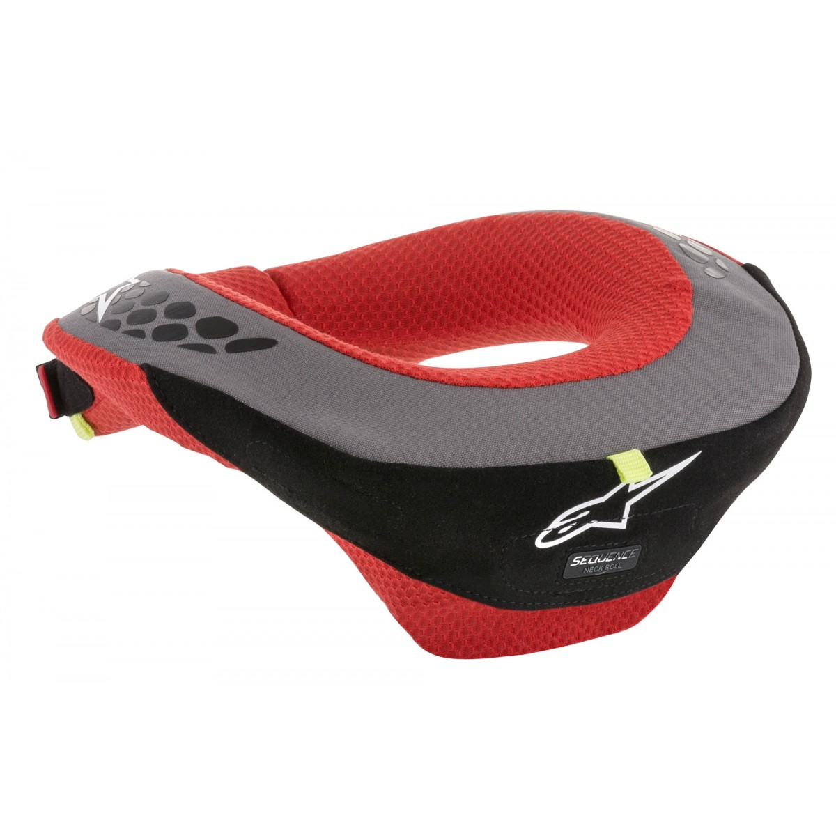 hight resolution of alpinestars sequence youth karting neck roll
