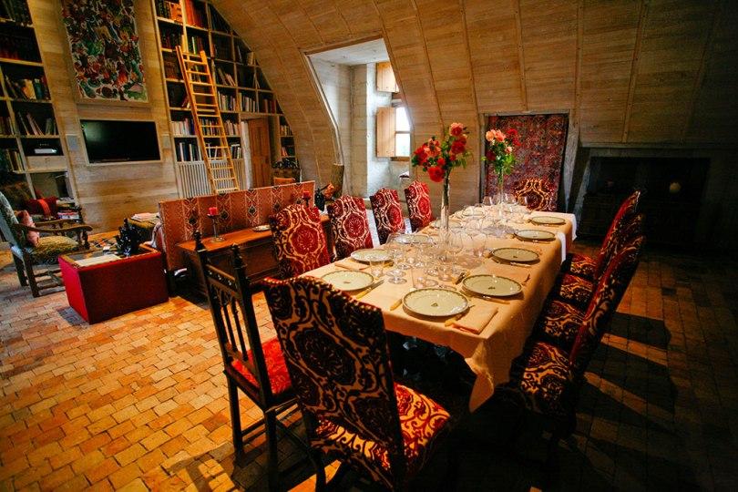 Chateau-du-Rivau_ristorante2_Archivio-Chateau-du-Rivau