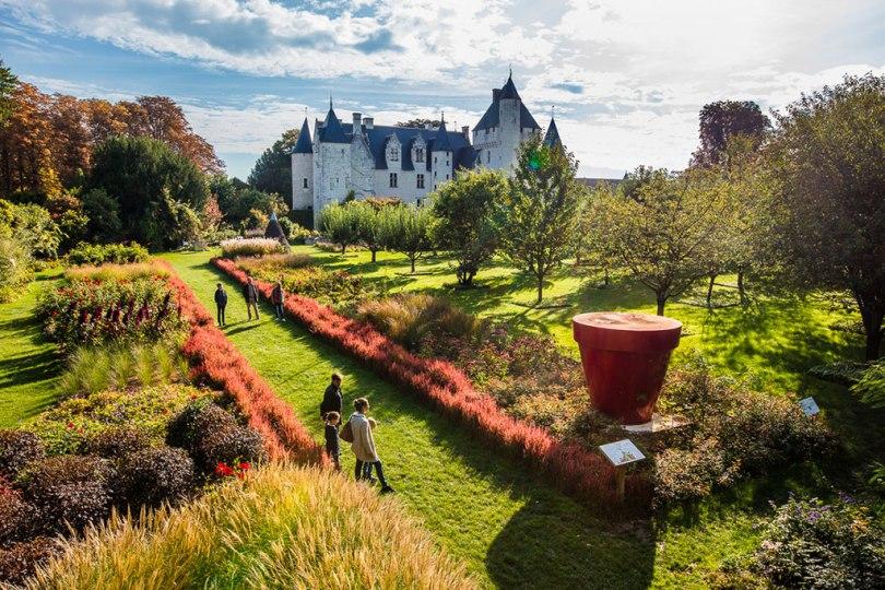 Chateau-du-Rivau Il-Viale-delle-fate_Archivio-ChateauDuRivau