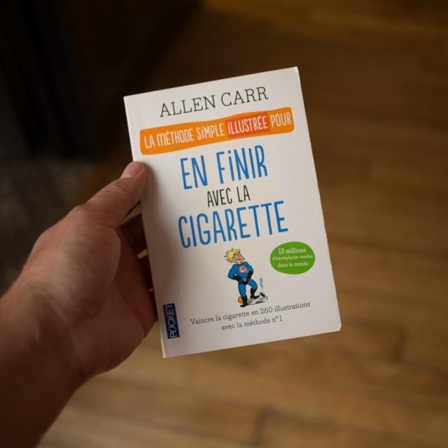 En finir avec la cigarette - Allen Carr