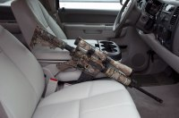AR15 Truck Console Mount - Discrete Defense Solutions