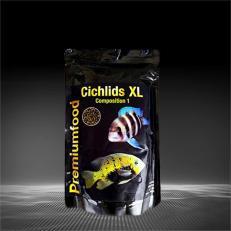 Корм для других рыб - Cichlids XL Composition 1