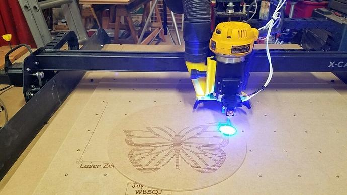 X Carve Laser