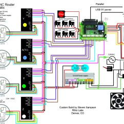 Cnc Router Wiring Diagram Bf Falcon Stereo Please Help Tb6600 Upgrades Inventables
