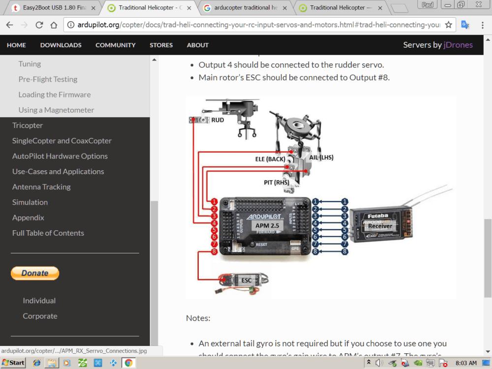 medium resolution of servo wire diagram 6