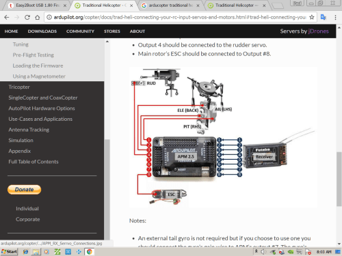 small resolution of servo wire diagram 6