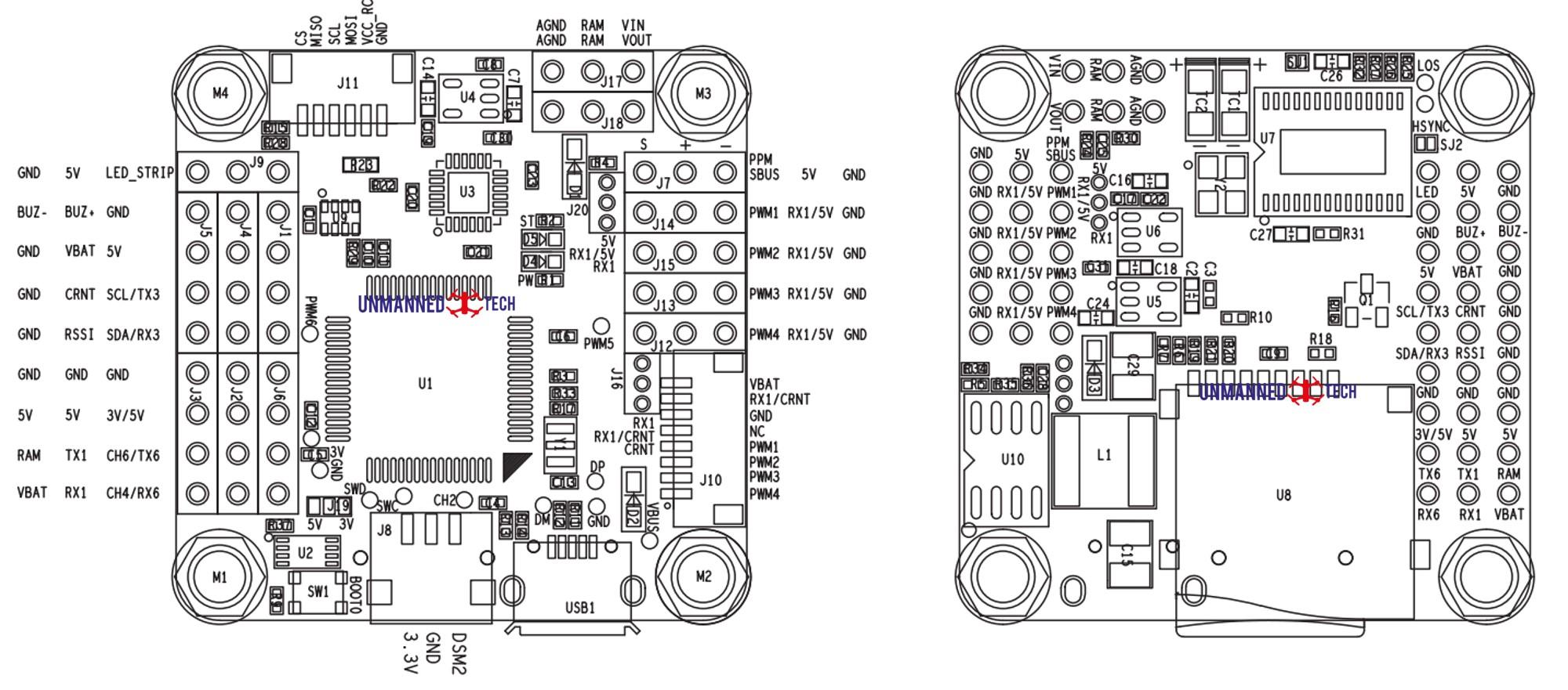 Omnibus F4 V5 Amp V6 Setup