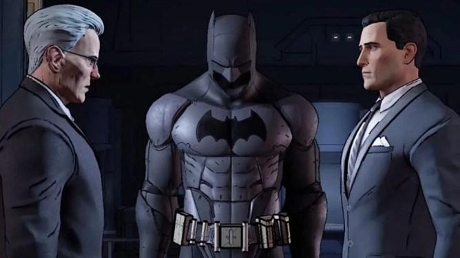 Batman: The Telltale Series' & Breaking Formulas   DiscussingFilm