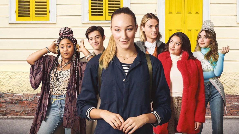 The cast of the Netflix Original Film Tall Girl.