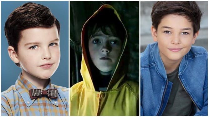 Iain Armitage, Jackson Robert Scott, and Madison Rojas. Our top 3 choices to play live-action Percy Jackson on Disney+.