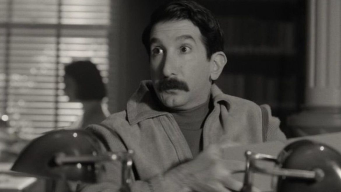 Phil Jones played by Dave Lengel as seen in WandaVision episode 2.