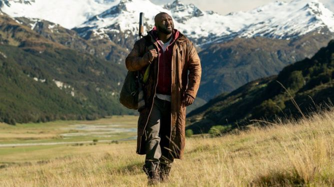 Tommy Jepperd from Sweet Tooth as played by Nonso Anozie