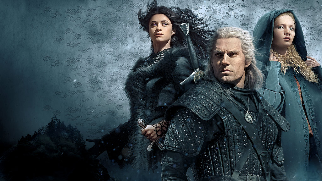 Netflix's The Witcher cast including Henry Cavill as Gerald, with more information on the new season revealed at Day of Geeked Week.