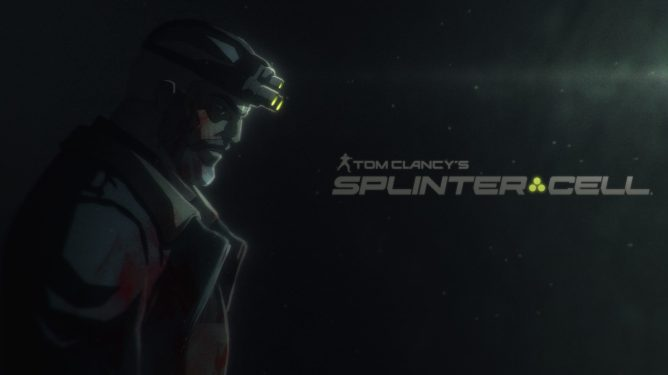 first look at Tom Clancy's Splinter Cell, the Netflix animated show based on the game