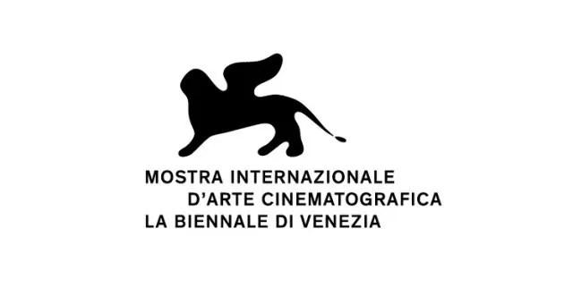 The official logo for the 2021 Venice Film Festival.