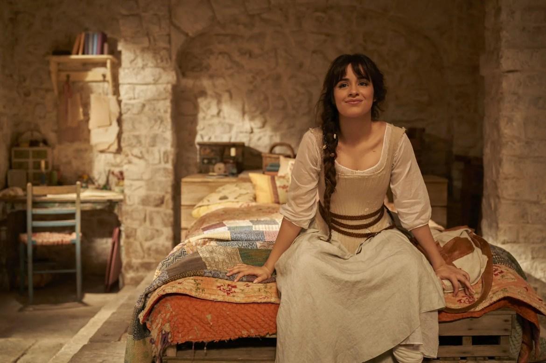 Cinderella in the new Cinderella 2021 film played by Camilla Cabello