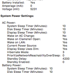 0 Amperage Macbook Battery Kitchen Electrical Wiring Diagram Charge Information Remaining M Apple Community User Uploaded File