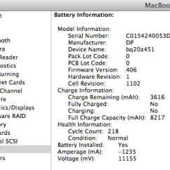 0 Amperage Macbook Battery Boiler Wiring Diagram With Zone Valves Pro Drain Very Fast Apple Community User Uploaded File