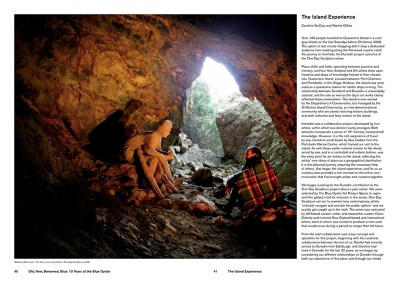 Curated Exhibition | Intertidal (2008) Rachel K Gillies & Caro McCaw (Curators)