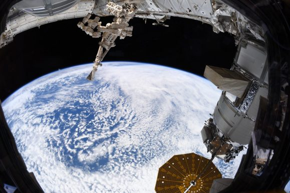 views of the Earth from the International Space Station