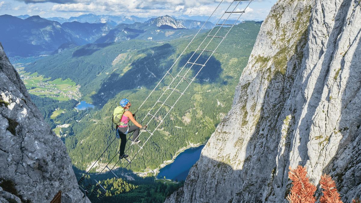 ferrata Intersport Klettersteig