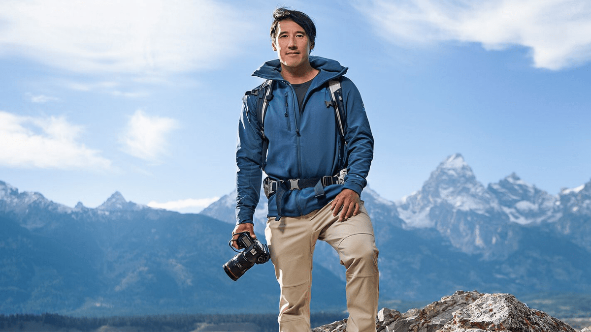 Jimmy Chin joins Masterclass to teach adventure photography