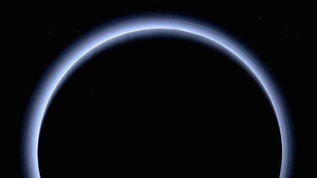 Take a look back at NASA's true-color view of Pluto