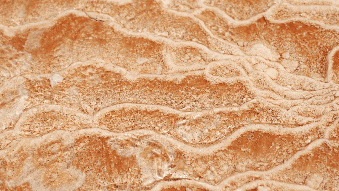 rock salt formations in iran