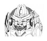Transformers da colorare | DisegniDaColorare.it