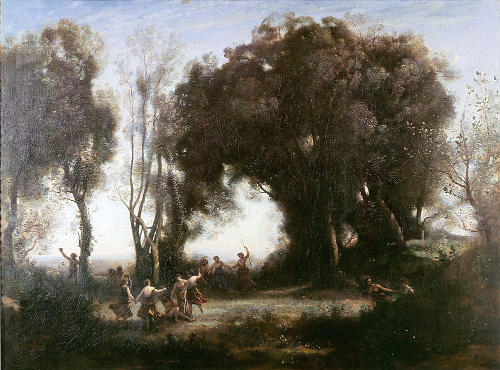 La pittura di paesaggio di Corot