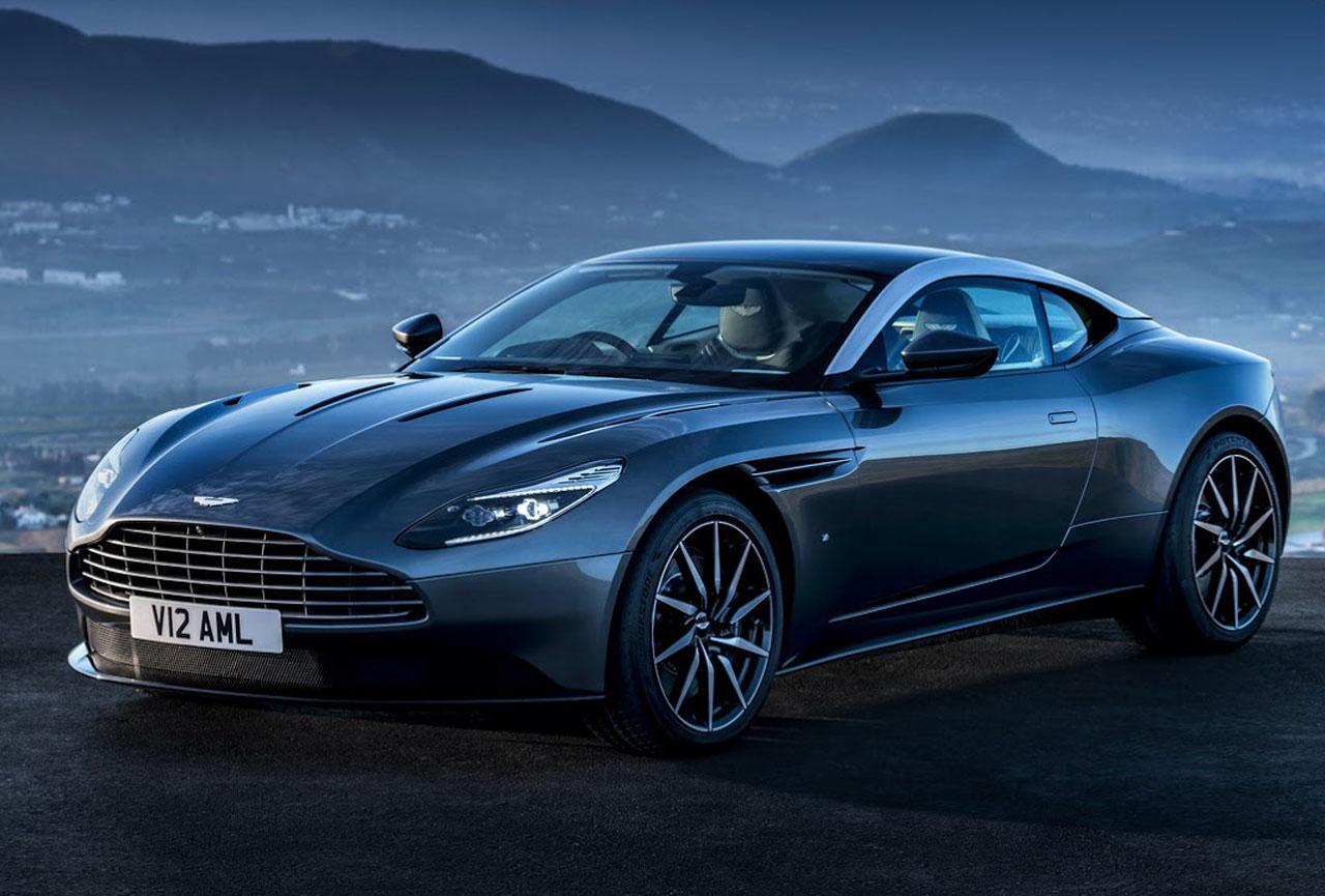 Aston Martin Db11  Sports Cars