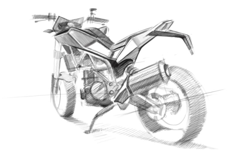 Motocross Dirt Bike Coloring Coloring Pages