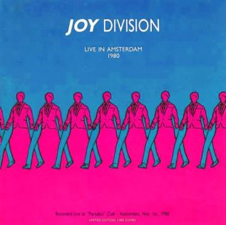 JOY DIVISION - LIVE IN AMSTERDAM (1980)