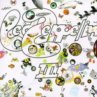 LED ZEPPELIN - III (1970)
