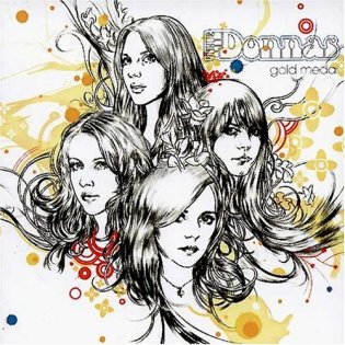 THE DONNAS - GOLD MEDAL (2004)