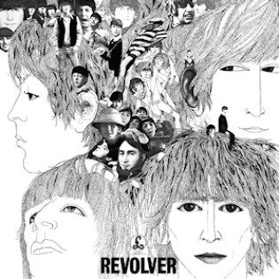 The Beatles - Revolver (1966) Diseñada por Klaus Voormann