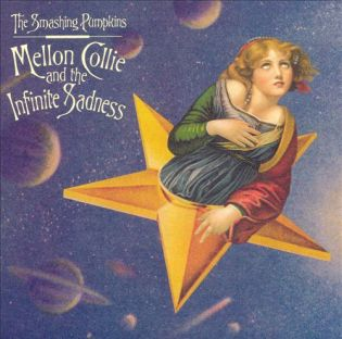 The Smashing Pumpkins - Mellon Collie and the Infinite Sadness (1995) Diseñada por Frank Olinsky y Billy Corgan