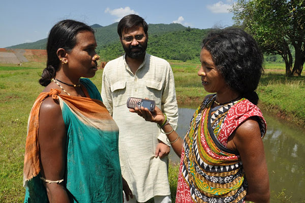Shubhranshu Choudhary cgnet-recording