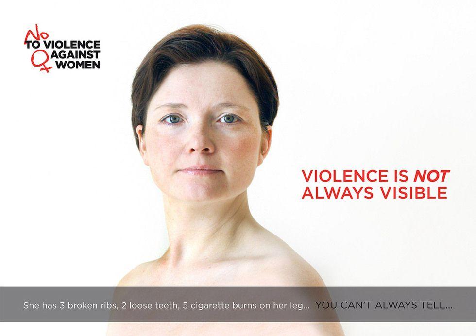 violencia invisible disenosocial