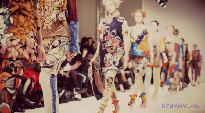 De nosotros depende (como emprendedores y consumidores) cambiar la actual industria de la moda