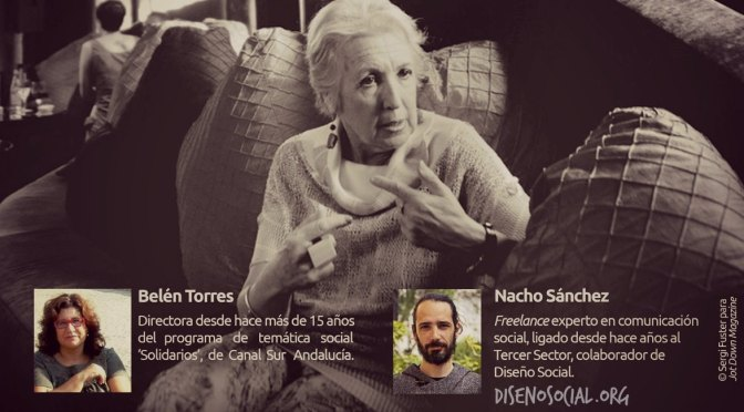 Diseño social & periodismo ciudadano con Rosa María Calaf