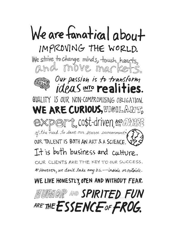 17 Inspiring Brand Manifestos