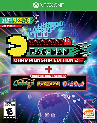 Pac-Man Championship Edition 2 + Arcade Game Series – Xbox One