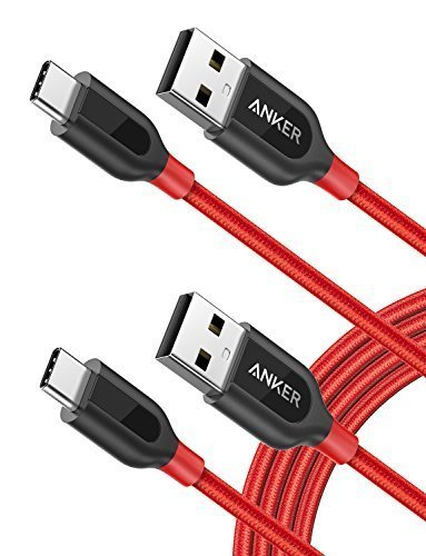 [2-Pack] Anker PowerLine+ Cable USB-C a USB A 2.0