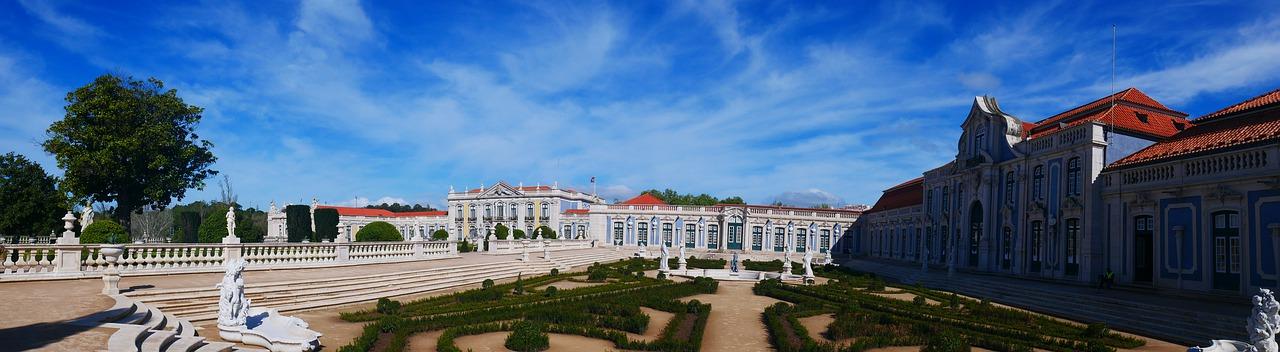 Palacio de Queluz arquitectura