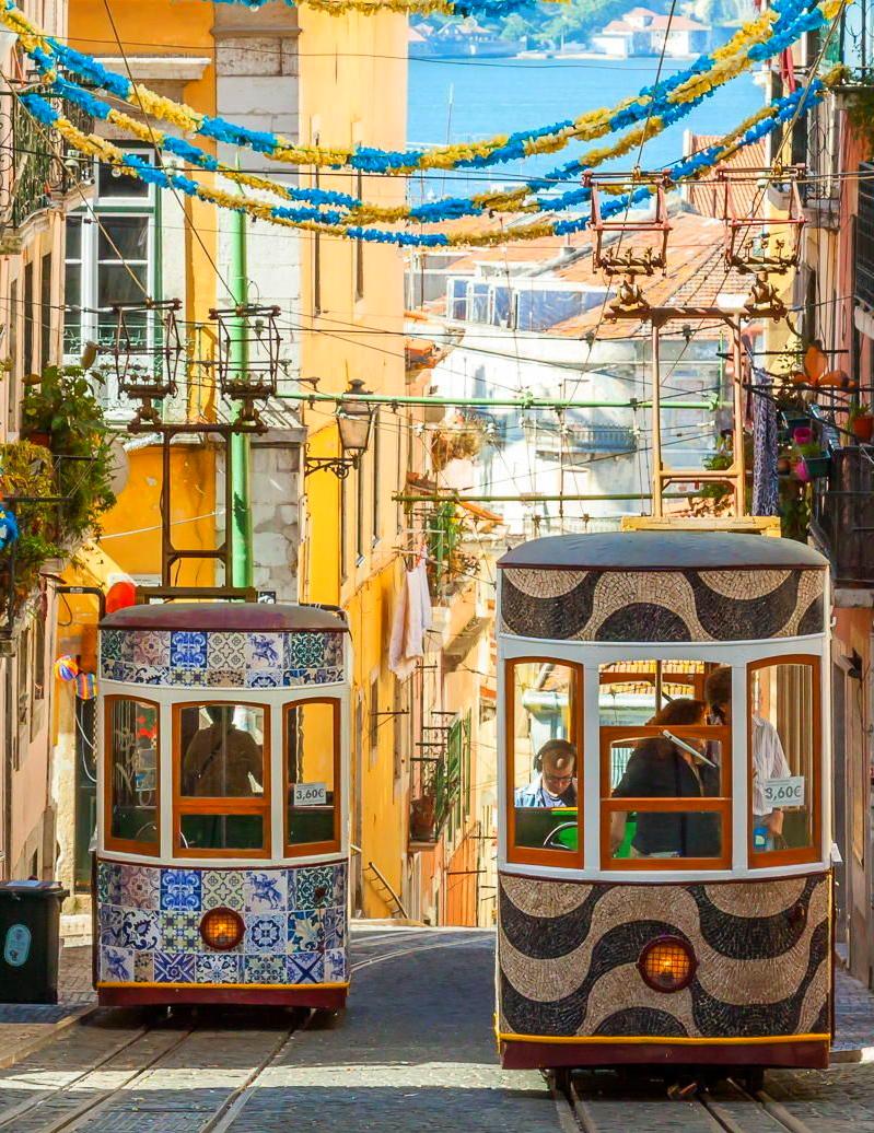 Que cosas no perderse en Lisboa