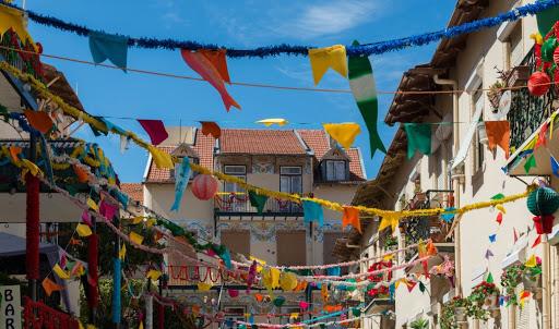 Fiestas populares en Portugal
