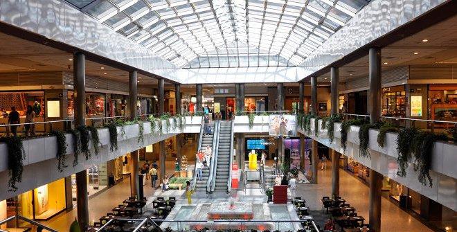 Centros comerciales Comprar barato